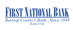 First National Bank of Bastrop