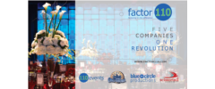 factor 110 | Blue Circle Productions | 110 Events